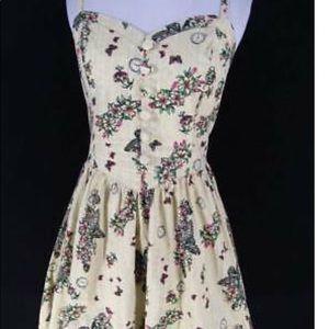 Size medium hottopic hell bunny dress